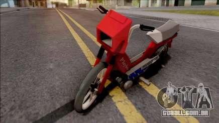 Peugeot 103 v2 para GTA San Andreas