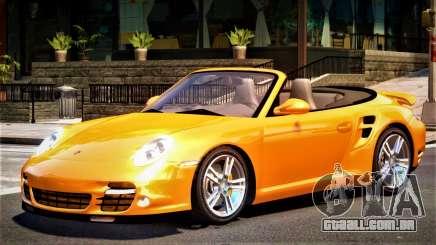 Porsche 911 V1.2 Cabrio para GTA 4