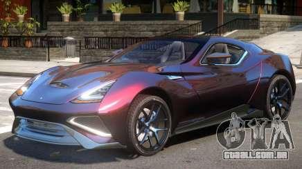 Icona Vulcano Titanium para GTA 4
