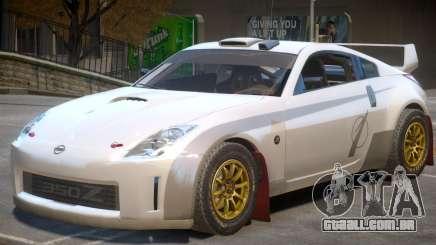 Nissan 350Z Drift V1 PJ1 para GTA 4