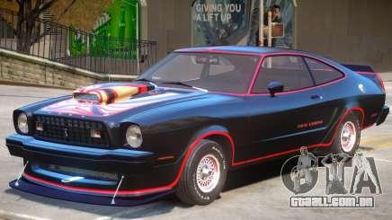 1978 Ford Mustang V1 PJ para GTA 4
