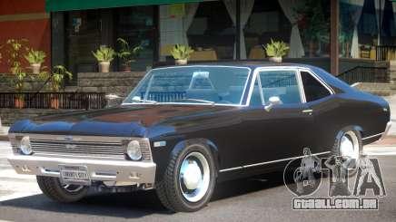 1969 Chevrolet Nova V1 para GTA 4