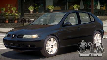Seat Leon 1.9 TDI para GTA 4