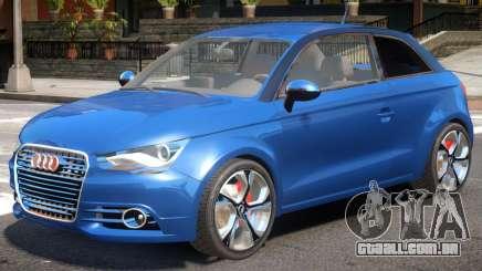Audi A1 V1.0 para GTA 4