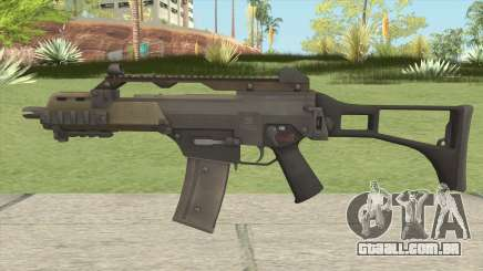 G36C (Battlefield 4) para GTA San Andreas
