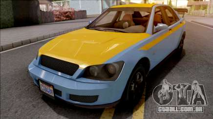GTA V Karin Sultan RS para GTA San Andreas