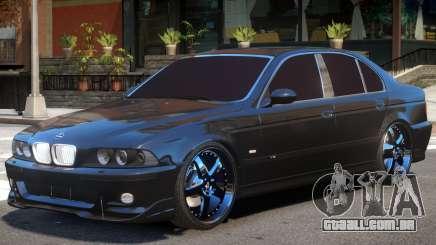 BMW E39 V1.2 para GTA 4