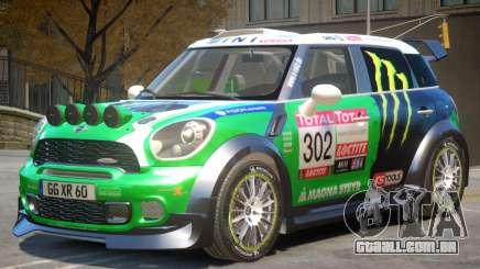 Mini Countryman Rally Edition V1 PJ5 para GTA 4