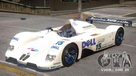 BMW V12 LMR V1 PJ1 para GTA 4