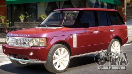 Range Rover Supercharged V1 para GTA 4