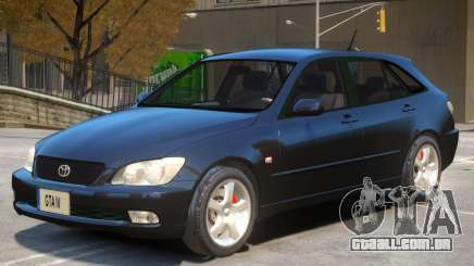 Toyota Altezza V1 para GTA 4