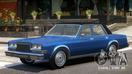Dodge Diplomat V1 para GTA 4