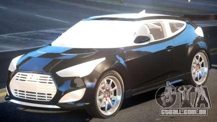 Hyundai Veloster V1 para GTA 4