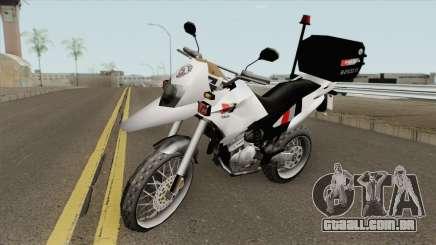 Honda XRE 300 (Policia SP) para GTA San Andreas