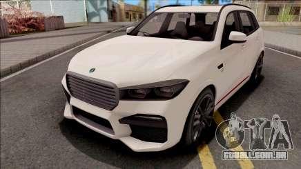 GTA V Ubermacht Rebla GTS IVF para GTA San Andreas