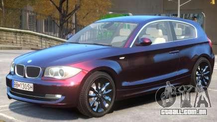BMW 120i V1 para GTA 4