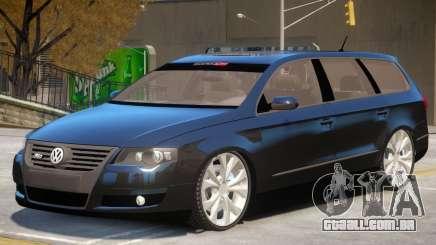 Volkswagen Passat VR50 para GTA 4