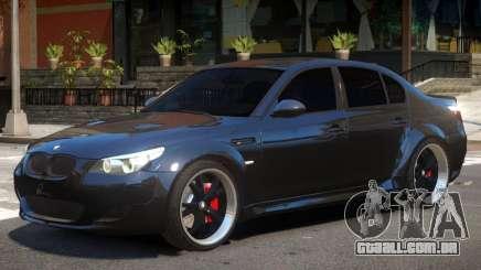 BMW M5 V01 para GTA 4