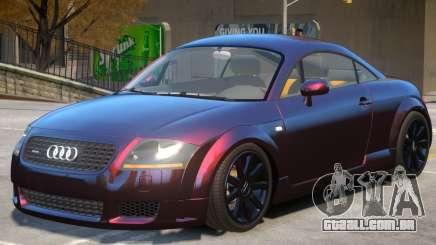 Audi TT V1 para GTA 4