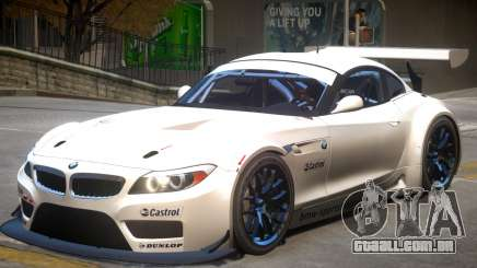 BMW Z4 GT3 V1 para GTA 4