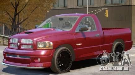 Dodge Ram Tuned para GTA 4