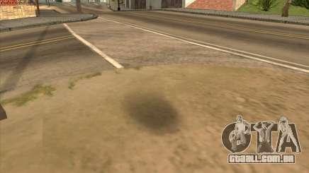 Invisível para GTA San Andreas