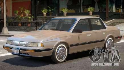 1993 Oldsmobile Cutlass V1.1 para GTA 4
