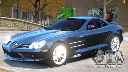 Mercedes SLR V1 para GTA 4