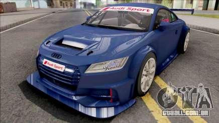 Audi TT Cup 2015 para GTA San Andreas