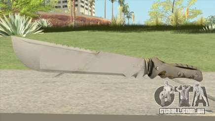 Machete (Far Cry 3) para GTA San Andreas