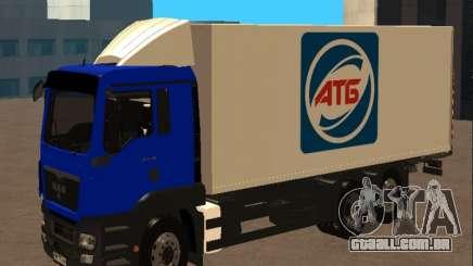 MAN TGA 26 350 ATB para GTA San Andreas