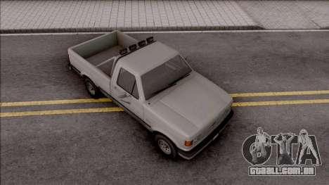 GTA V Vapid Sadler Retro para GTA San Andreas