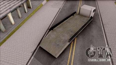 DFT-30 Towtruck para GTA San Andreas