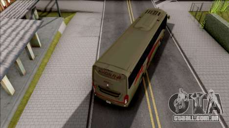 Volvo 9800 de ADO gl Edicion Unica para GTA San Andreas