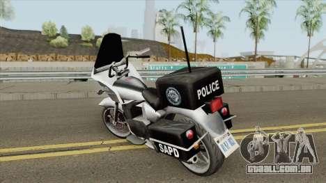 HPV1000 (Project Bikes) para GTA San Andreas
