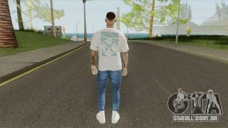 Neymar Jr para GTA San Andreas