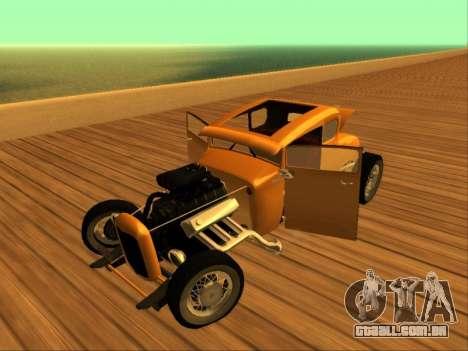 1928 Ford Modelo De Um Hot Rod para GTA San Andreas