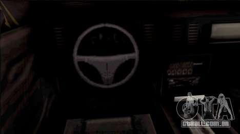 Declasse Sabre 550 SS para GTA San Andreas
