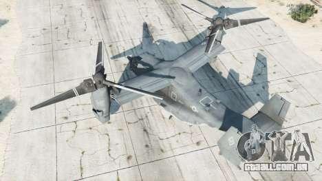 V-22 Osprey para GTA 5