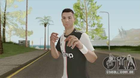 Cristiano Ronaldo (PES 2020) para GTA San Andreas