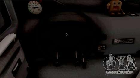 Renault Magnum Grey para GTA San Andreas