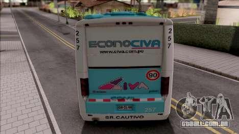 Comil Campione 3.45 Econociva para GTA San Andreas