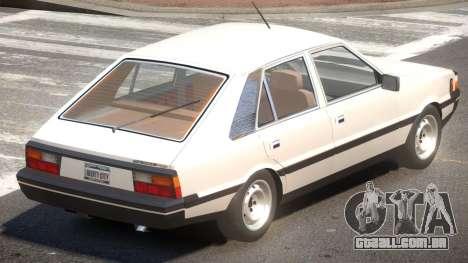 FSO Polonez R2 para GTA 4