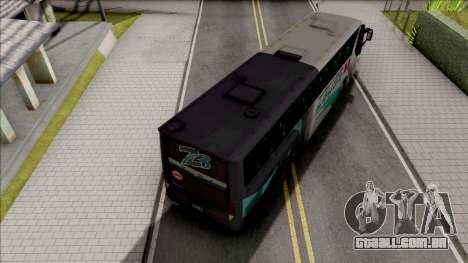 Comil Campione 3.45 Zbuss para GTA San Andreas