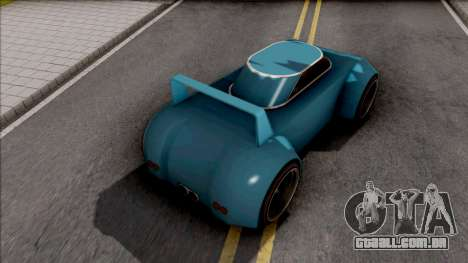 ZX-F para GTA San Andreas