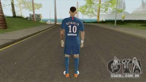 Neymar Jr (PES 2020) para GTA San Andreas