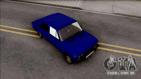 VAZ 2106 Baltika552 para GTA San Andreas