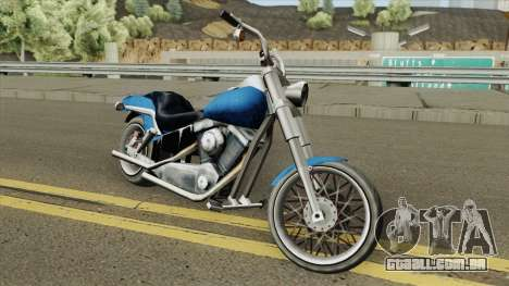 Freeway (Project Bikes) para GTA San Andreas
