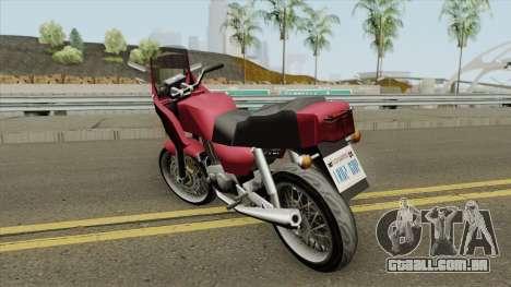 BF-400 (Project Bikes) para GTA San Andreas