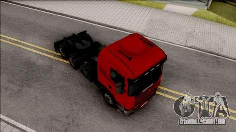 Scania 124G R400 Serie Horizontes para GTA San Andreas